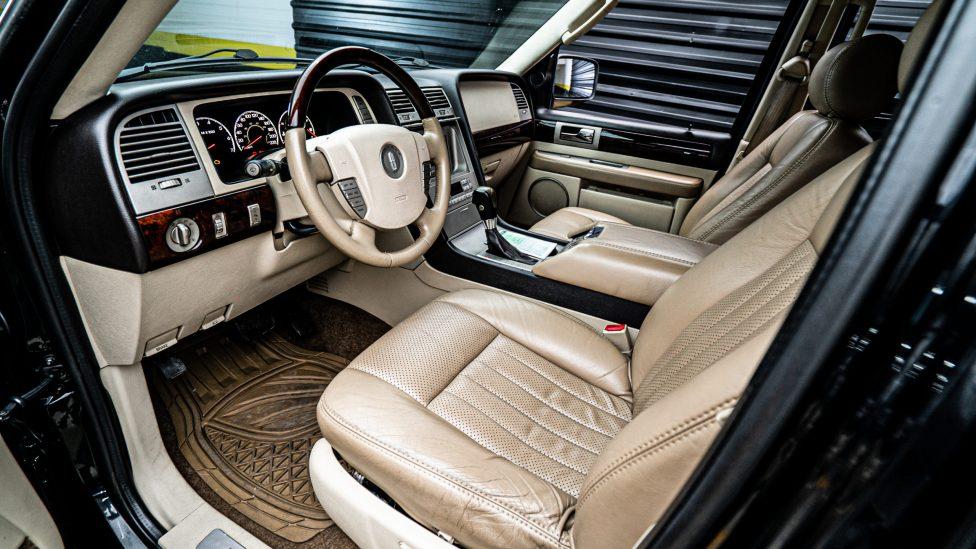 2003 Lincoln Navigator 5.4 V8