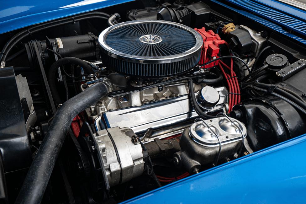 motor-chevrolet-corvette-1969