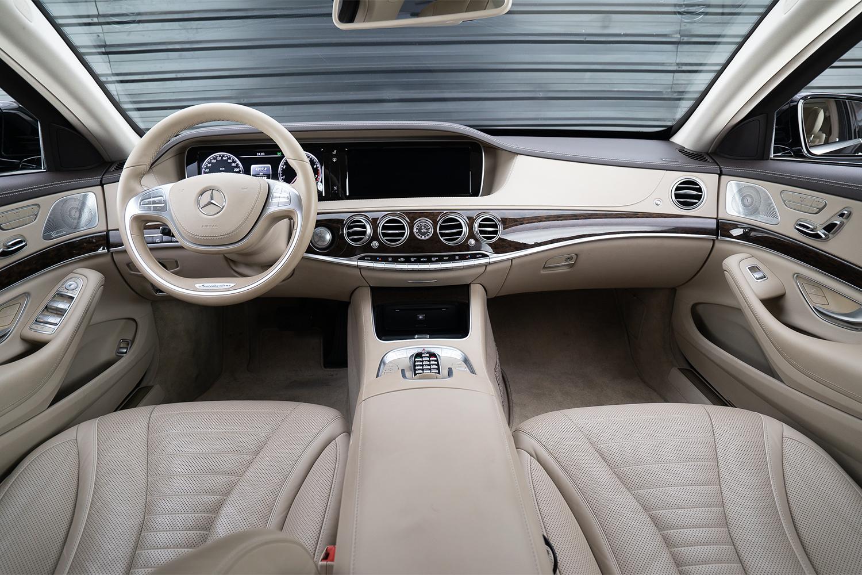 Interior S500