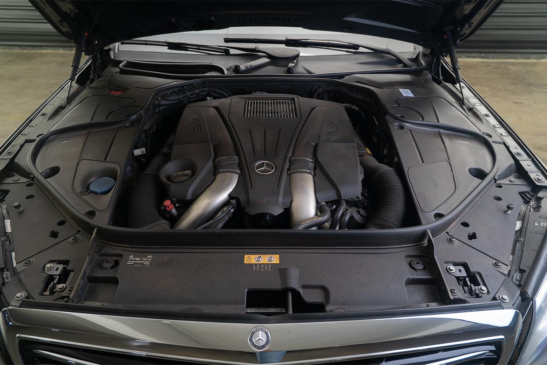 Motor Mercedes-Benz S500