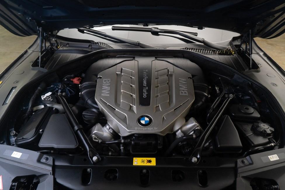 Motor BMW 750i V8