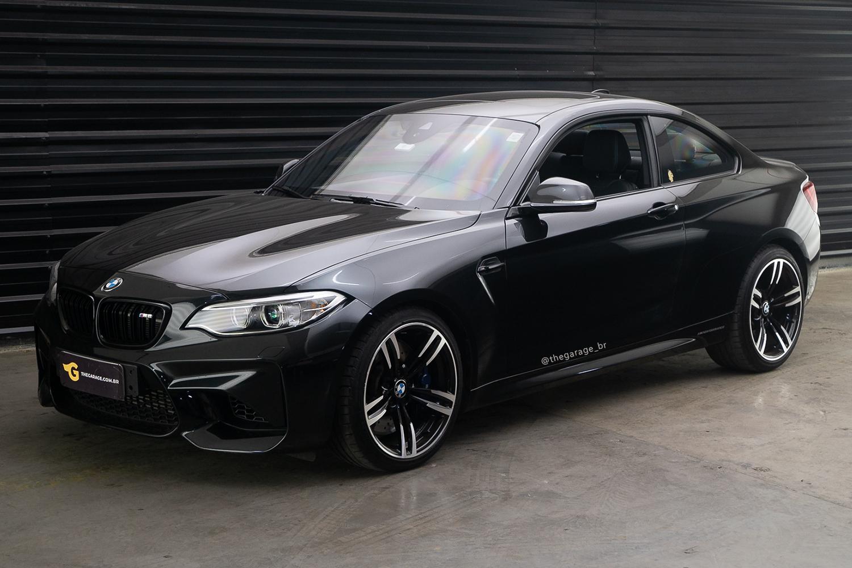 Pintura BMW M2