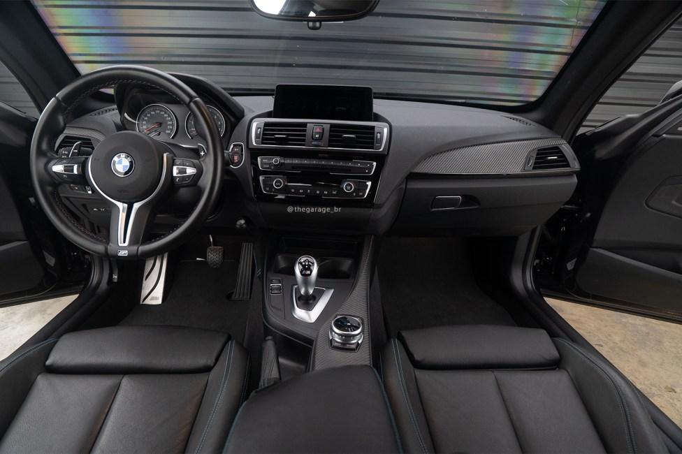 Interior BMW M2