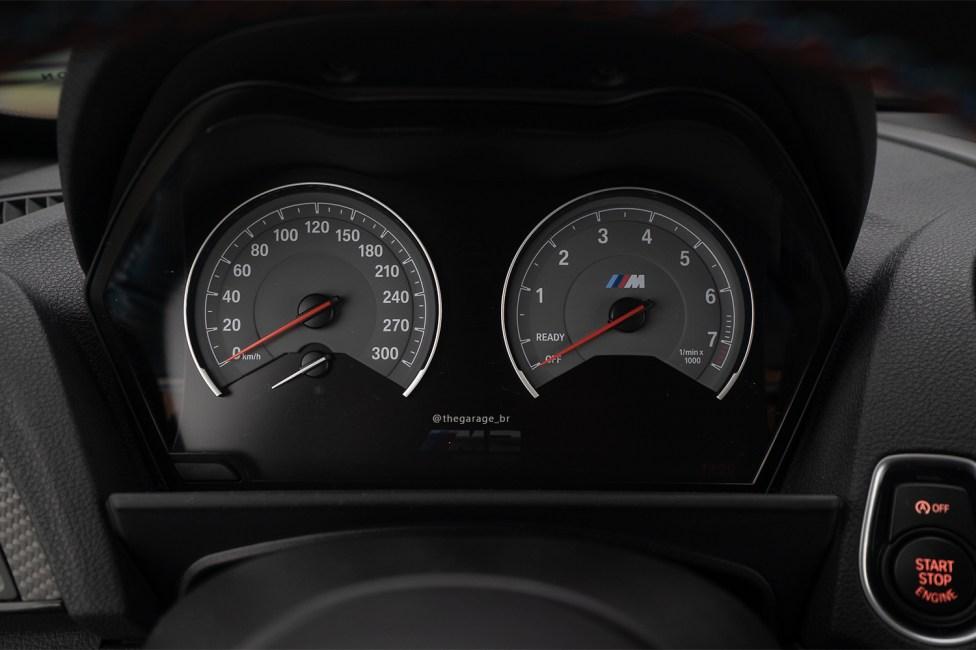 Painel BMW M2