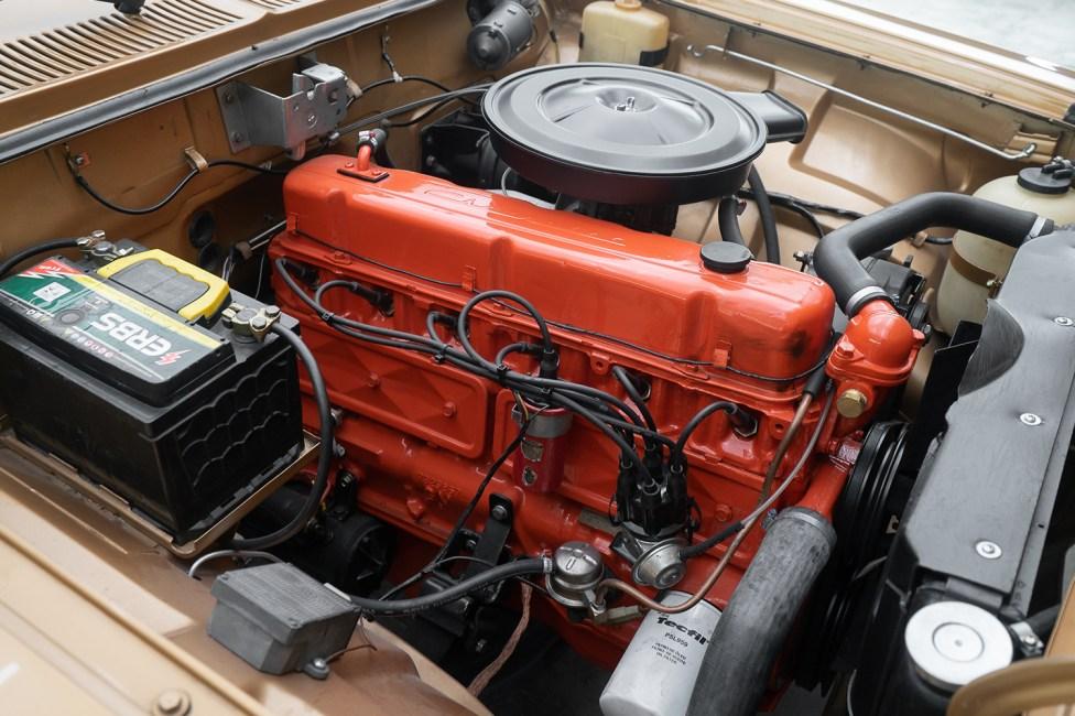 Motor Chevrolet Opala