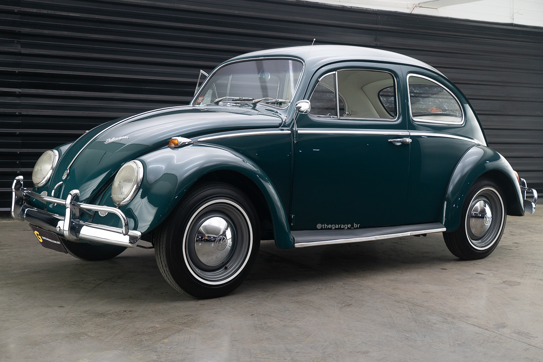 Volkswagen Fusca carroceria