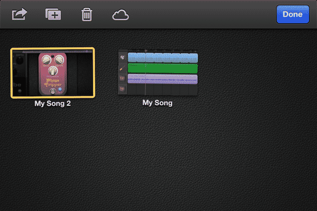 How To Use Garageband IOS #3