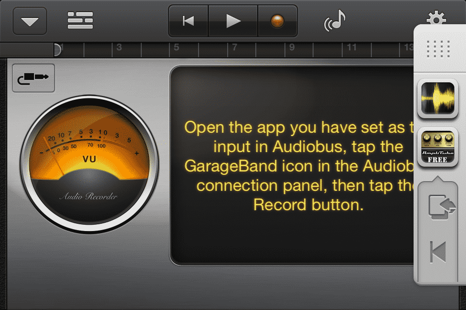 The Ultimate Guide To Using Audiobus With Garageband
