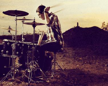 Garageband 10 - How To Use Drummer
