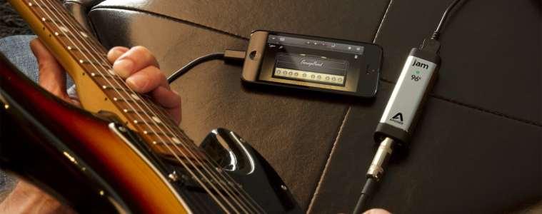 Inter App Audio Apps