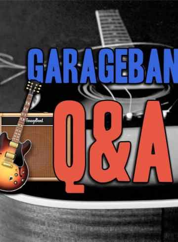 Make Your Garageband Guitars Better - Q&A #3