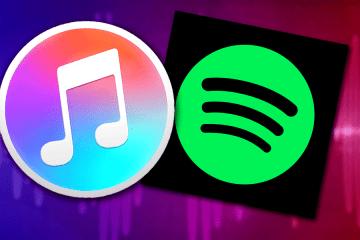 Consigue música en Spotify Apple Music