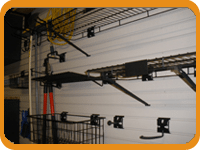 Garage Slatwall