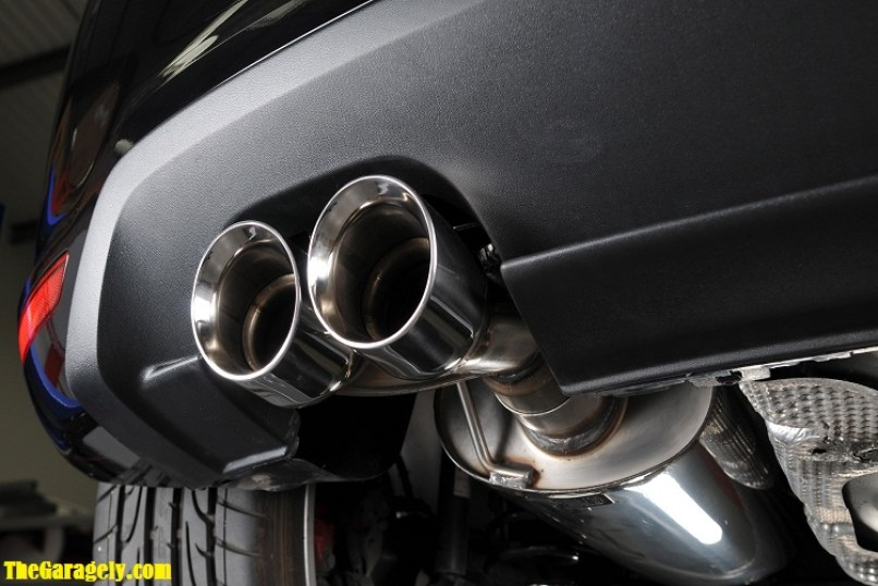 Improving the Exhaust Sound