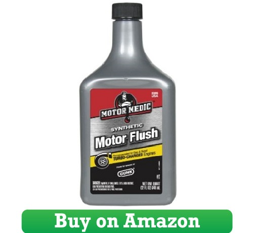 Niteo Motor Medic MFD1 Synthetic Motor Flush – Top Rated Engine Flush Product