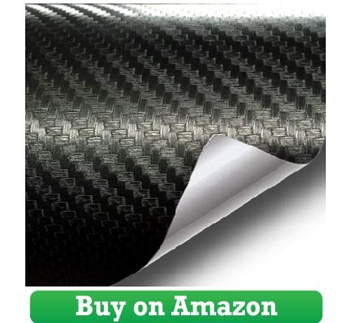 VViViD XPO Black Carbon Fiber Wrap