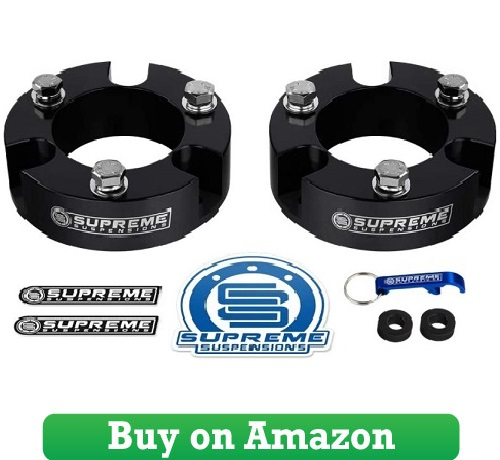 Supreme Suspensions – Front Leveling Kit for 2005-2019