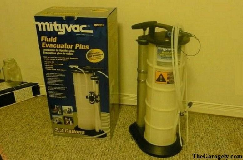 Mityvac 72Fluid Evacuator Plus review