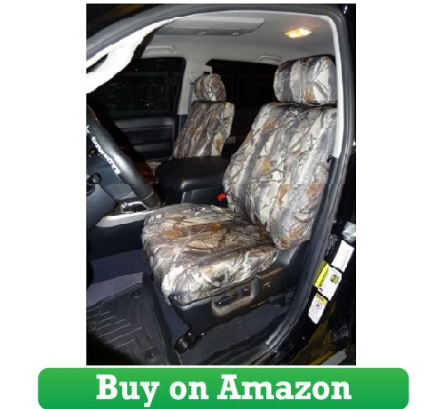 Toyota Tundra Crew Max Front and Back Seat