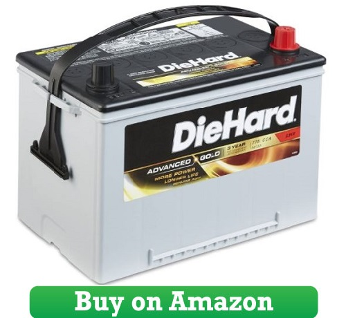 DieHard 38188 Group 34R Lead Acid Battery