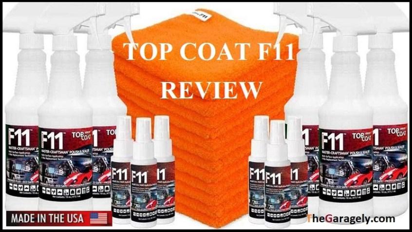 Top Coat F11 review