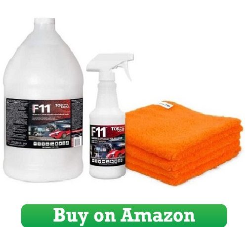 TopCoat F11 Polish & Sealer – Gallon Kit Special