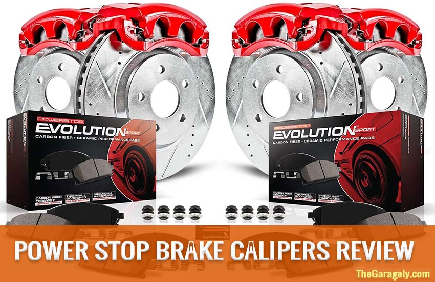Power Stop Brake Calipers Review