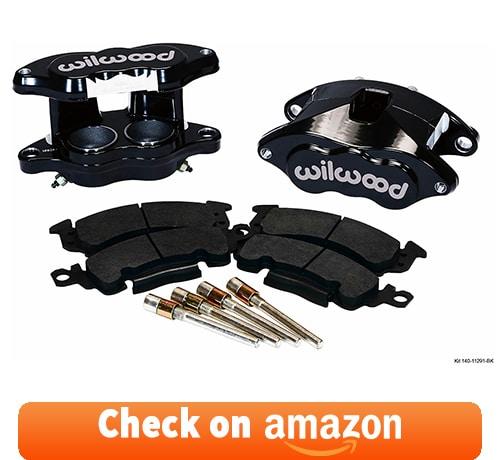 Wilwood 140-11291-BK Black Powder Coated Front Caliper Kit review