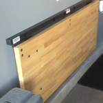 Folding Work Bench The Garage Organizer