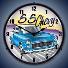 1955 Chevy Clock