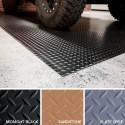G-Floor Diamond Tread VInyl Flooring Colors