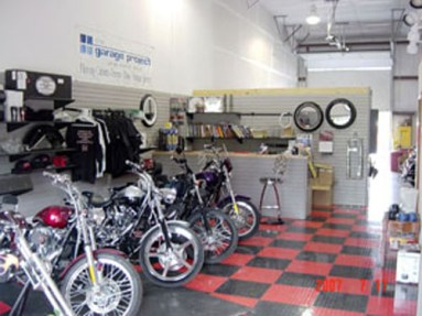 Bike Shop Organization