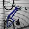 HandiWall Five Inch Bike Hook with Bike