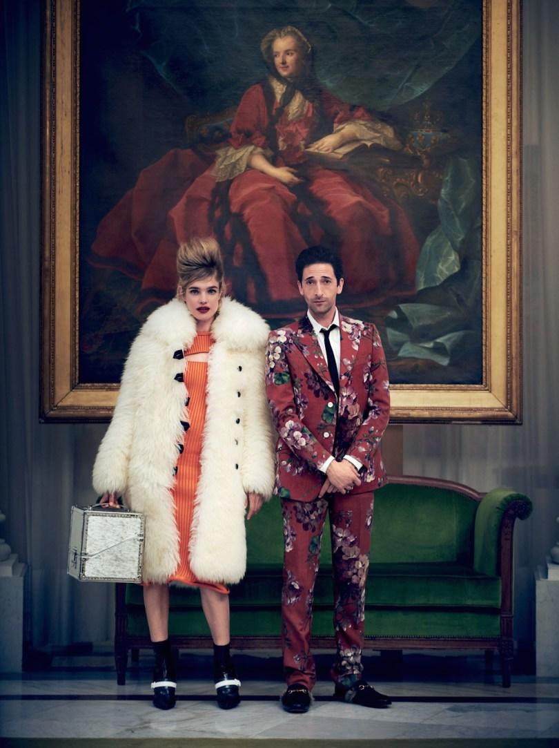 The_Garage_Starlets_Natalia_Vodianova_Adrien_Brody_Peter_Lindbergh_Vogue_US_July-2015_03