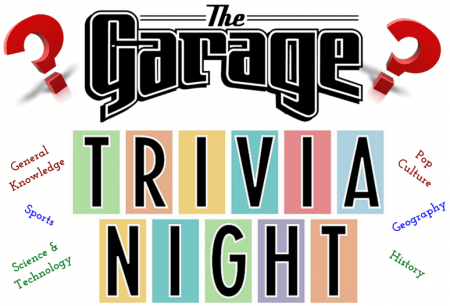 Garage Trivia Night