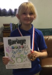 3rd Place - Kayden S