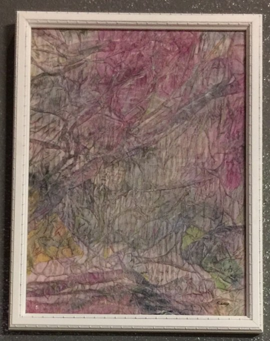 """Anne Eckley """"In The Canyon"""" $325"""