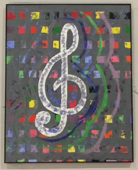 "Lisa C Hannon ""Reverberation Nation"" $299"