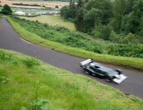 Shelsley Walsh Fast Action