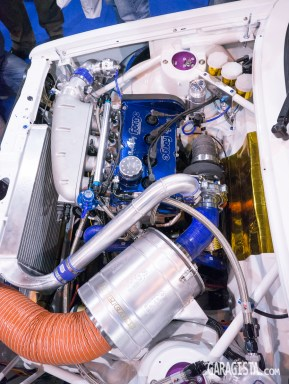 Forge Berg Cup Engine : 1.8 Turbo
