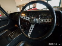 BRM Lotus Elan Interior