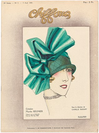 Chiffons 1925 Campbell-Pretty Fashion Research Collection National Gallery of Victoria, Melbourne