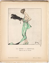 Gazette du Bon Ton, #9 1920 Campbell-Pretty Fashion Research Collection National Gallery of Victoria, Melbourne