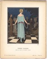 Gazette du Bon Ton, #6 1921 Campbell-Pretty Fashion Research Collection National Gallery of Victoria, Melbourne