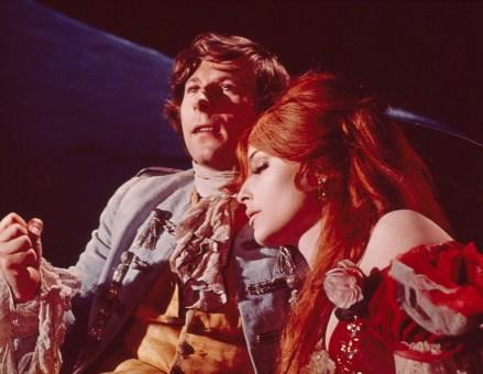 Production still from Polanski's The Fearless Vampire Killers