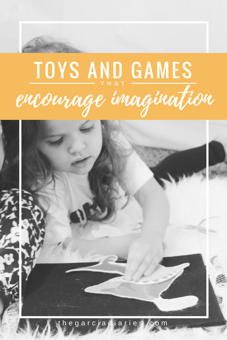 TOYS AND GAMES that encourage imagination! shop small organic toys