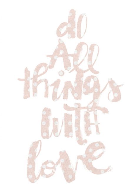 Do All Things