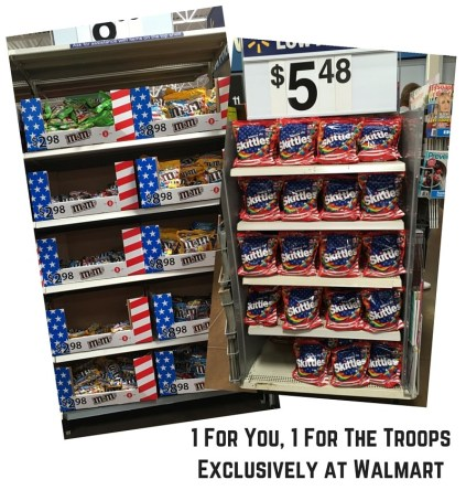 1 For You, 1 For The TroopsExclusively at Walmart (2)