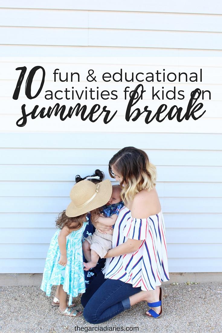 activites for kids on