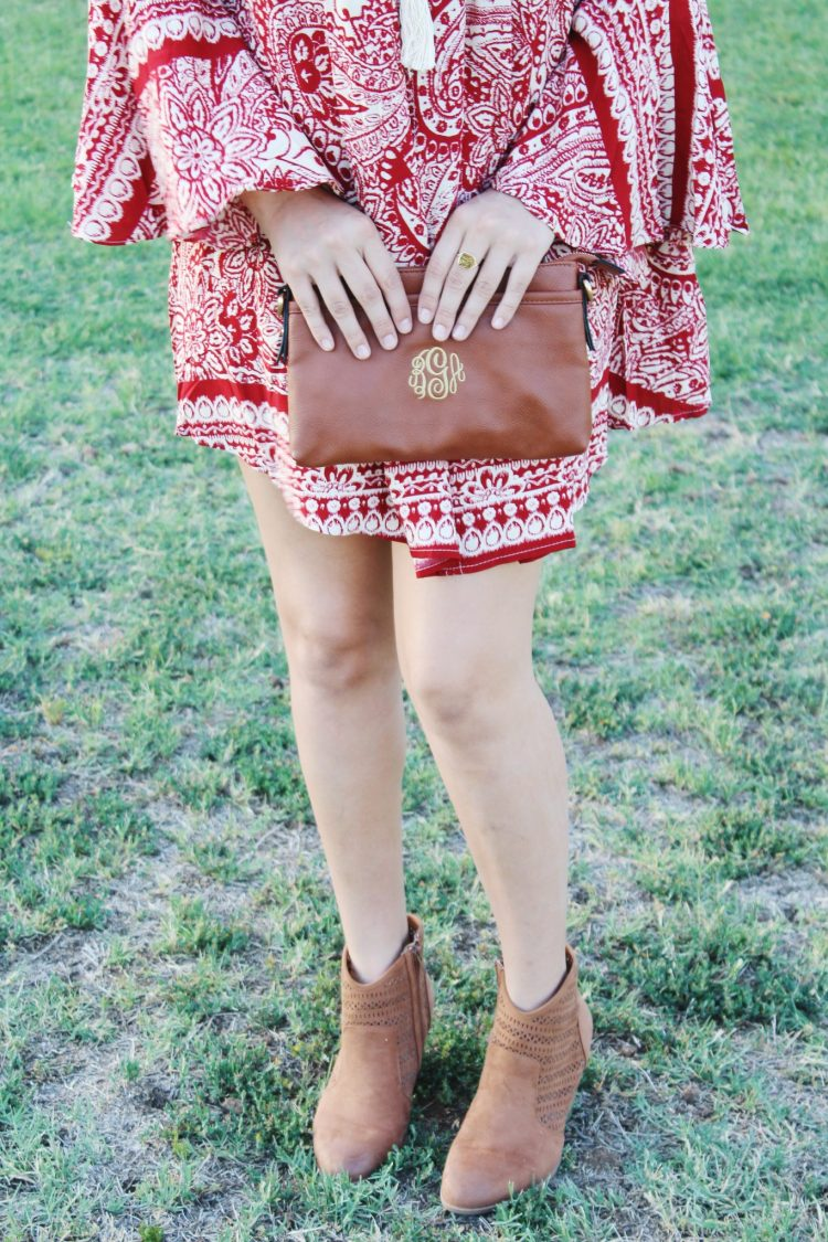RubyClaire Boutique // Boho Summer Style // Mom friendly fashion // bohemian